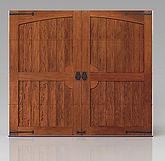 Canyon Ridge Limited Edition Coplay Garage Door