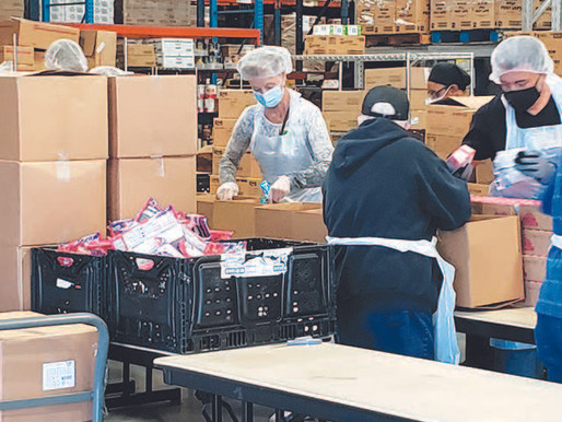 Food Distribution and Sustainability Programs