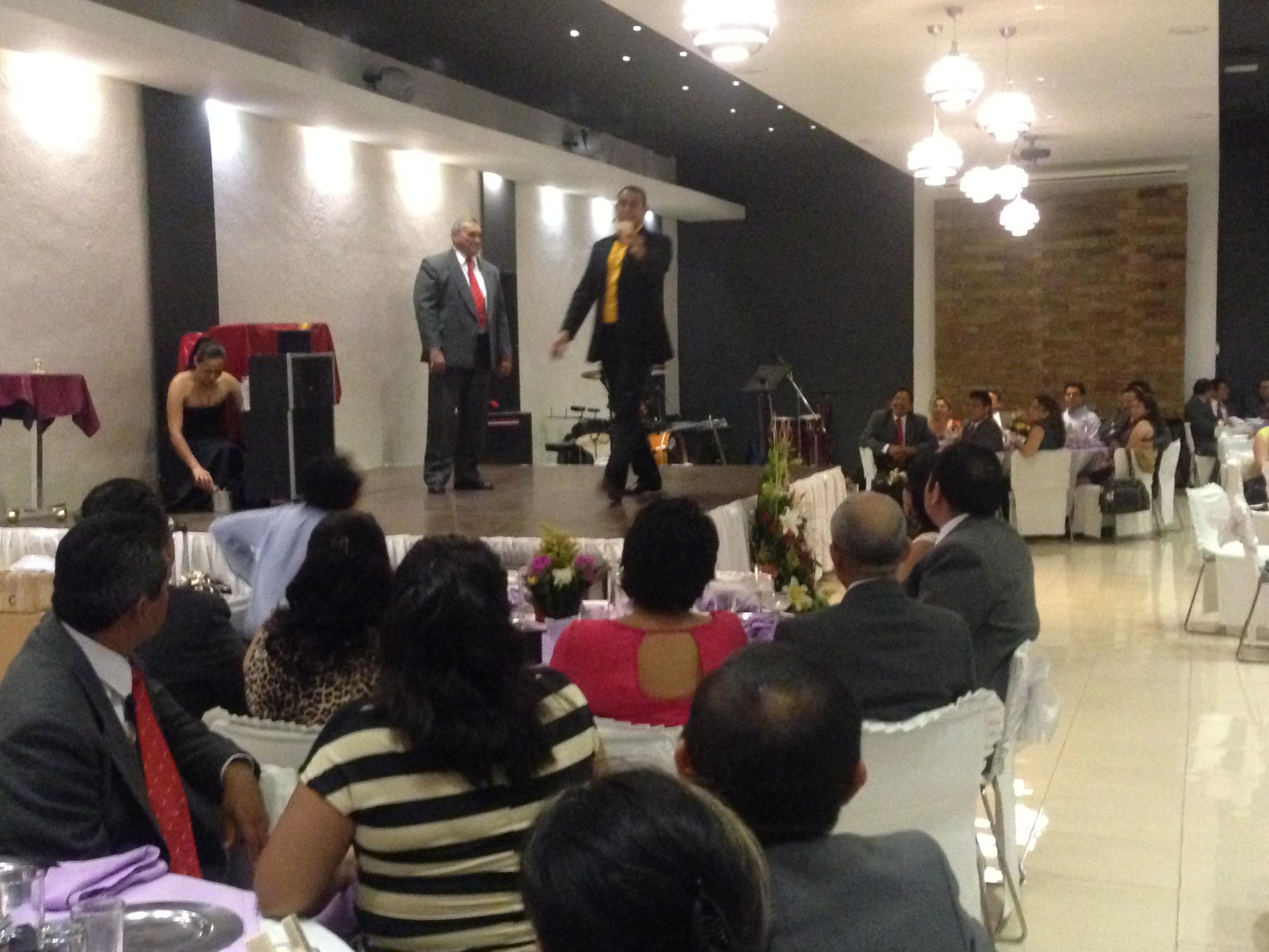 Mérida Evento ADO 2014