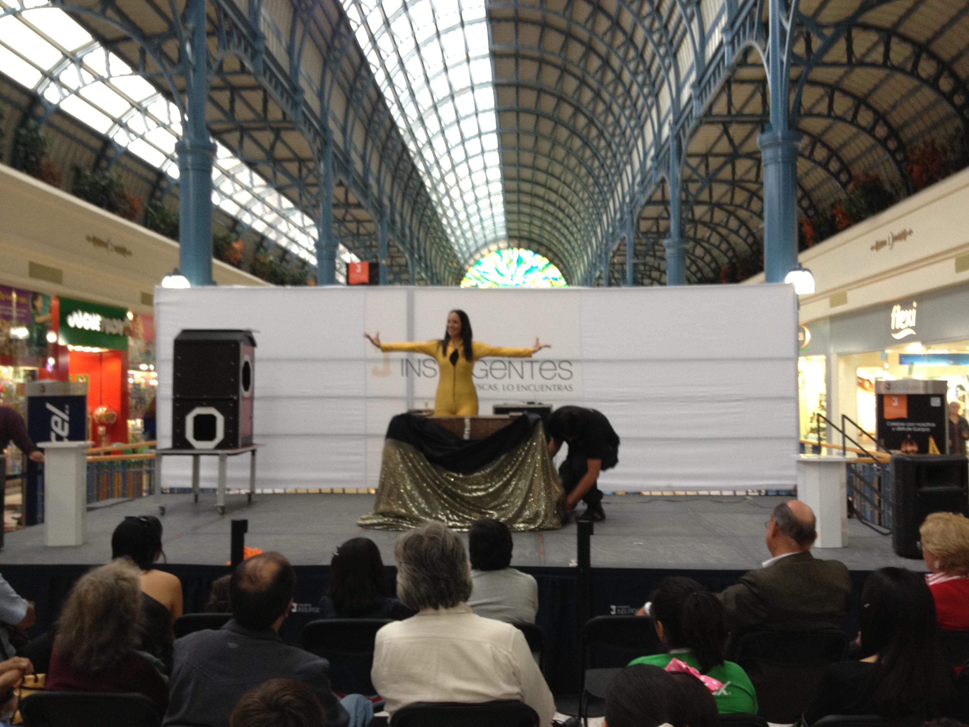 Show Centros Comerciales