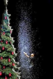 Show Navideño Tormenta de Nieve