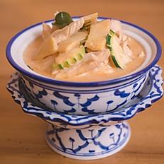 Poulet au curry Pa-nang