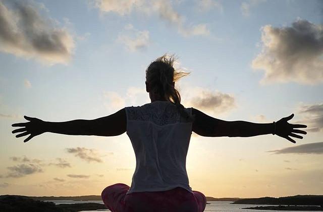 Yoga - Dansande krigaren, Tanumstrand