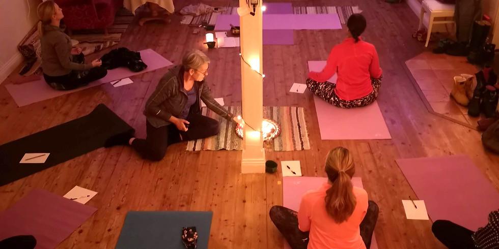 Yoga Grund kurs steg II