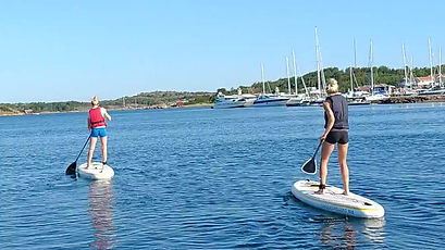 Stand up paddle Reatret