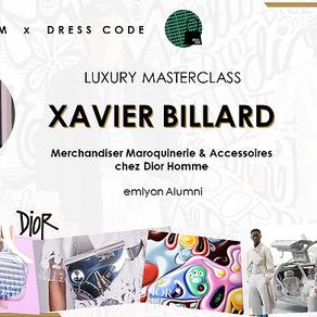 Luxury Masterclass #5 - jeudi 27 mai 2021