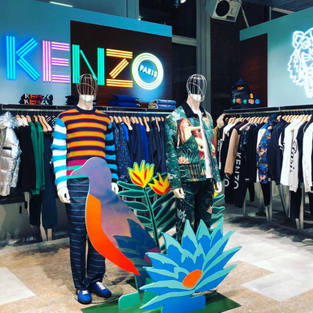 Intern Report: Assistant Commercial Export chez KENZO Mode