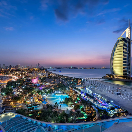 Les secrets du Palace Burj al Arab, le «Meilleur hôtel du monde»