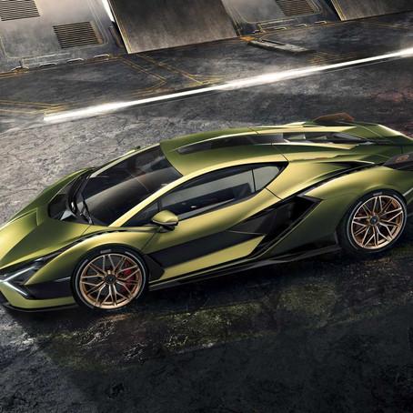 Lamborghini investira 1,5 milliard d'euros pour sa transition énergétique sur quatre ans