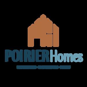 POIRIER HOMES Logo wTagline.png