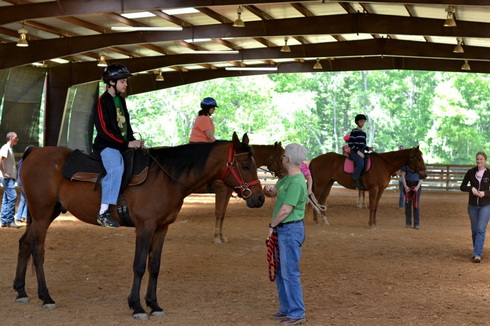 Therapeutic Riding Summer Session 2021