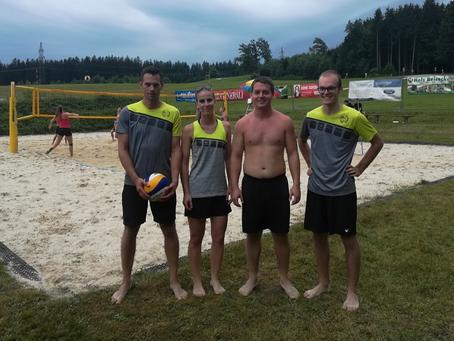 3. Platz beim Brusch Hobby-Cup in Roßbach
