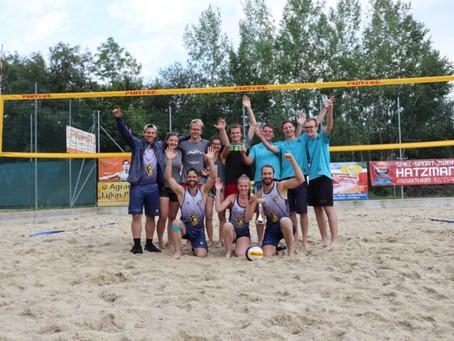 Teilnahme beim Quasi-Beach Gaudi Turnier in Gundholling