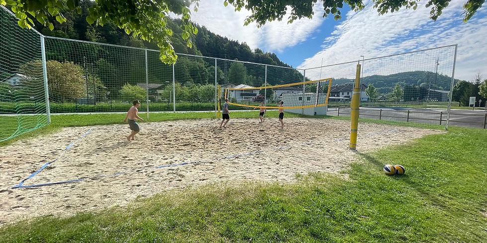 Heimspiel gegen Atterseevolleys Lenzing in der Beach.Liga.OÖ