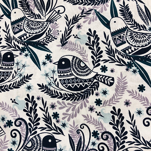 Birds of a Feather (Navy)