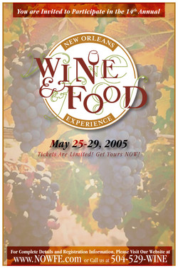 New Orleans Wine & Food Experience