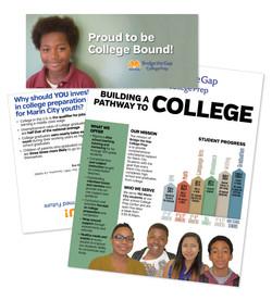 Bridge the Gap College Prep Brochure