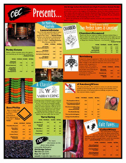Wine Import Comany Poster