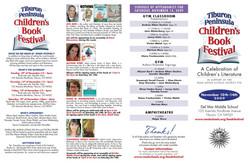 Tiburon Book Festival Brochure