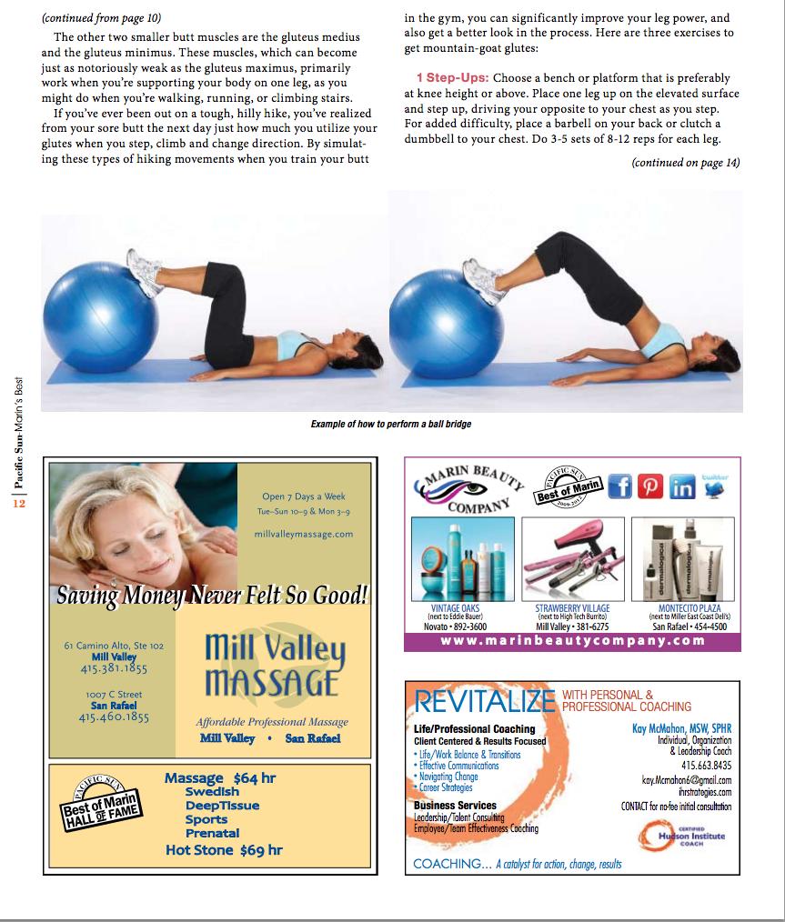 Beauty Health + Fitness