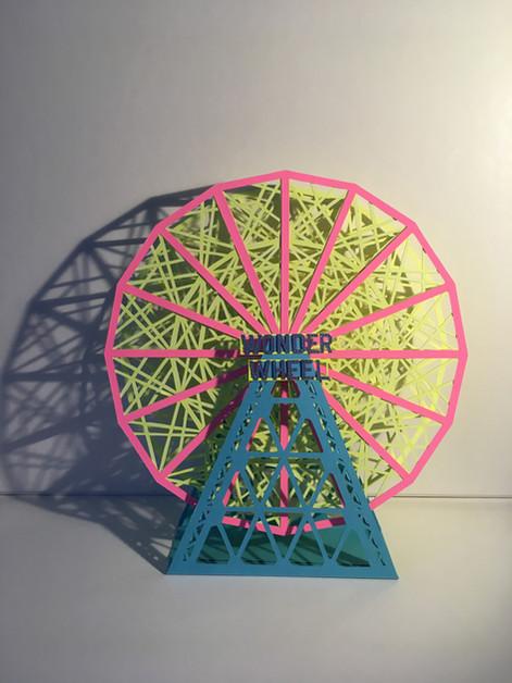 Wonder Wheel - Brooklyn