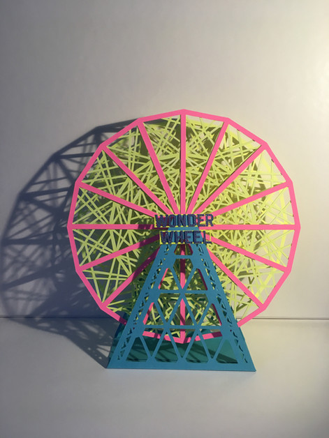 Wonder Wheel - Brooklyn