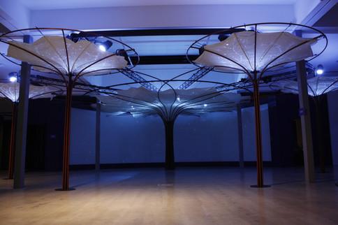 La Villette, création d'objets pour l'exposition