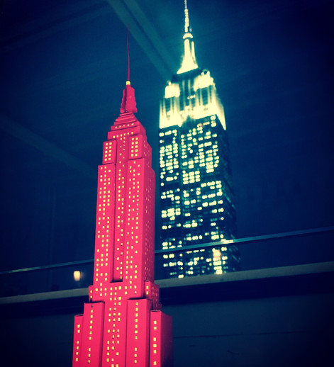 Empire State Building in NY