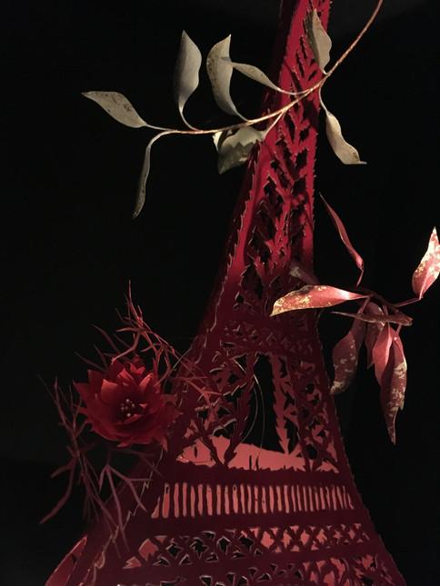 Création d'objets pour DIOR, Paris