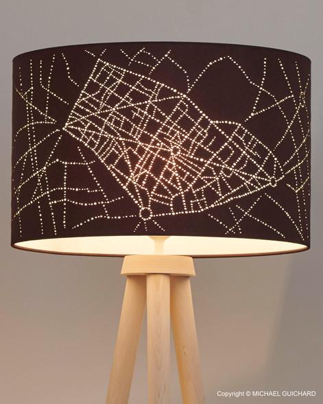 Création de luminaire pour la Mairie de 11ème