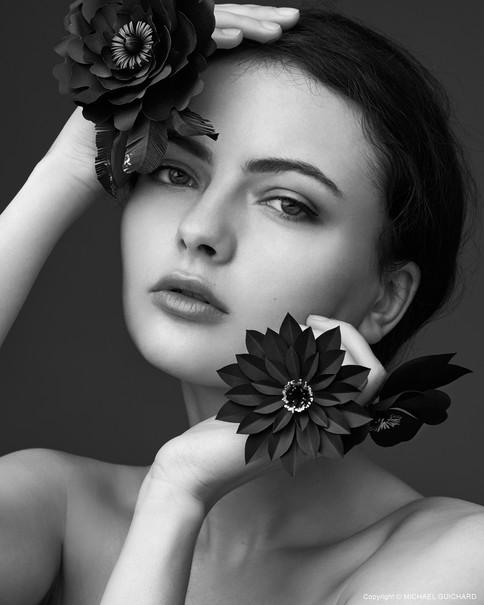 "Série ""Fake Flowers"""