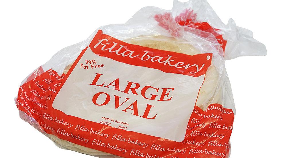 Filla Large Kebab Bread 14 Pack