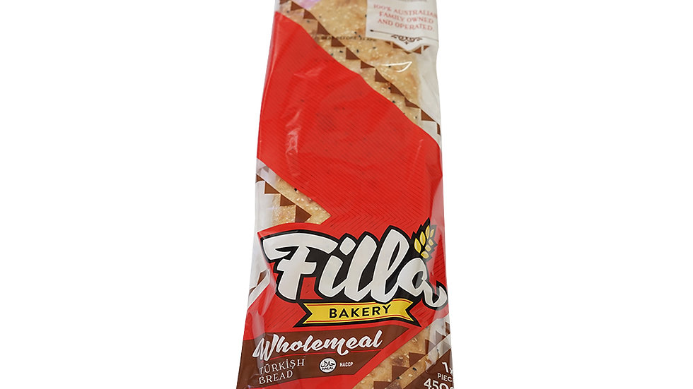 Filla Original Wholemeal Turkish Bread
