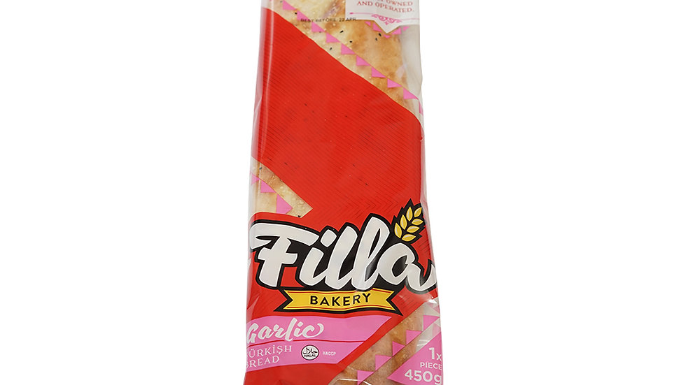 Filla Garlic Turkish Bread