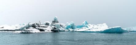 Jokusarlon Glacier Lagoon