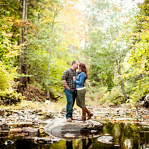 Apryl + John Engagement