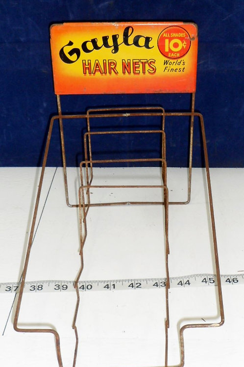 Gayla Hair Nets Display Rack