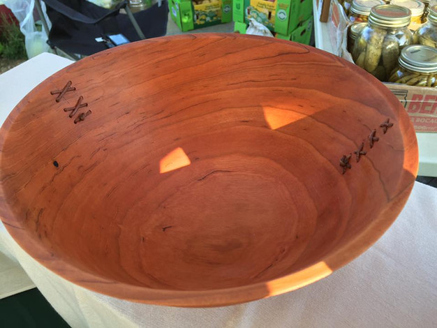 leather bowl 1
