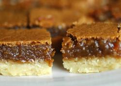 butter-tart-squares
