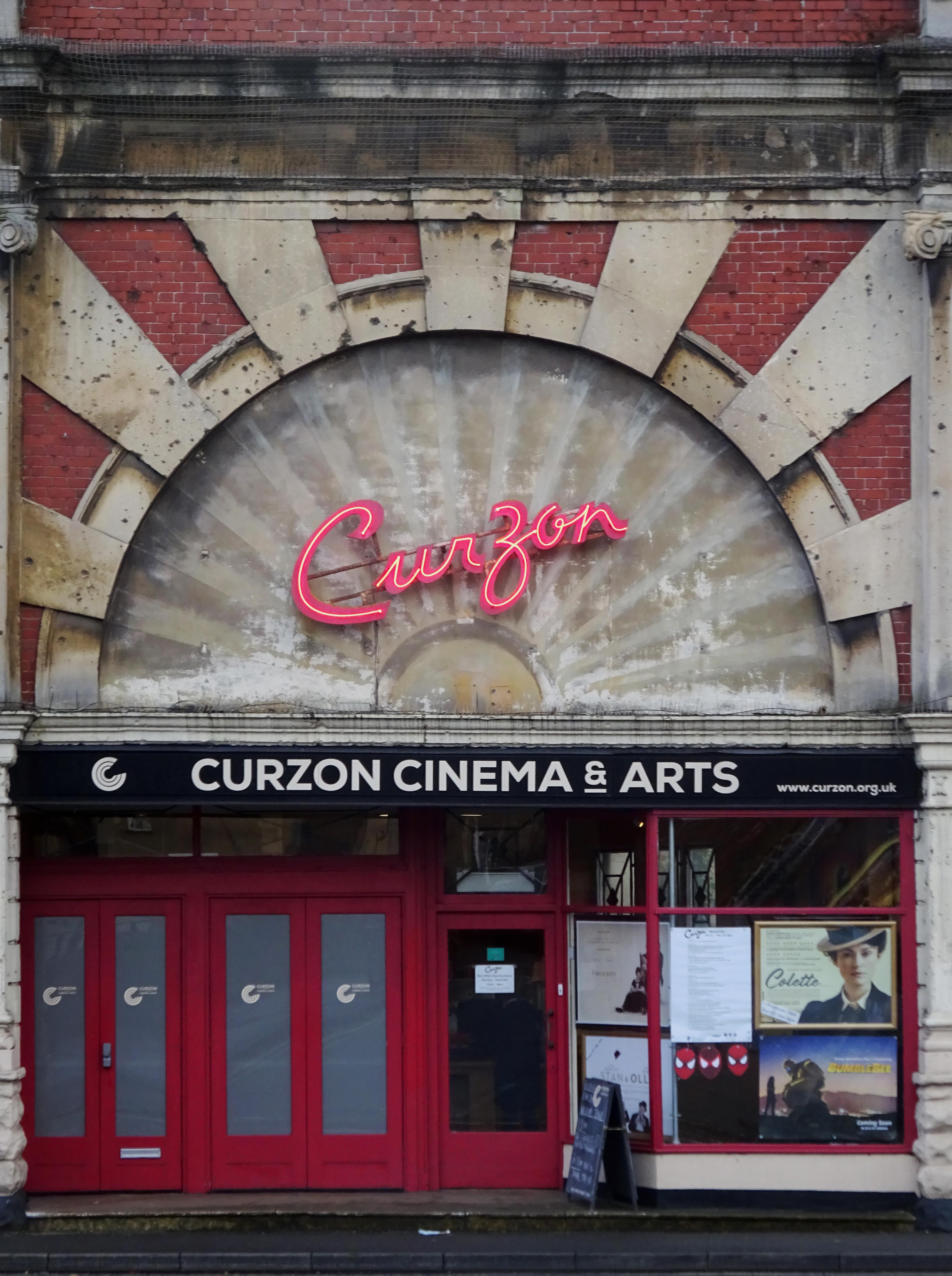 DHV Architects Curzon Cinema ClevedonExt