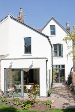 18_Designer's house in Westbury Park, Bristol by DHVA