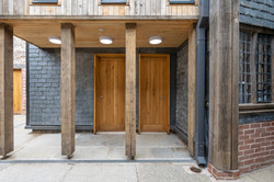 DHV Architects Elizabethan House Plymouth_external rear 02