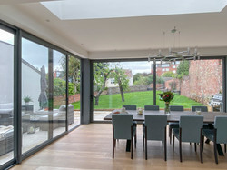 Wrap around extension interior 03 by DHV Architects