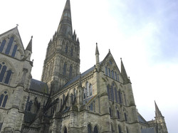 Salisbury Cathedral_external_pic by DHV 2
