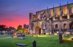 DHVA Malmesbury Abbey, Wiltshire - Max Ratio