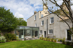 Extension of listed house