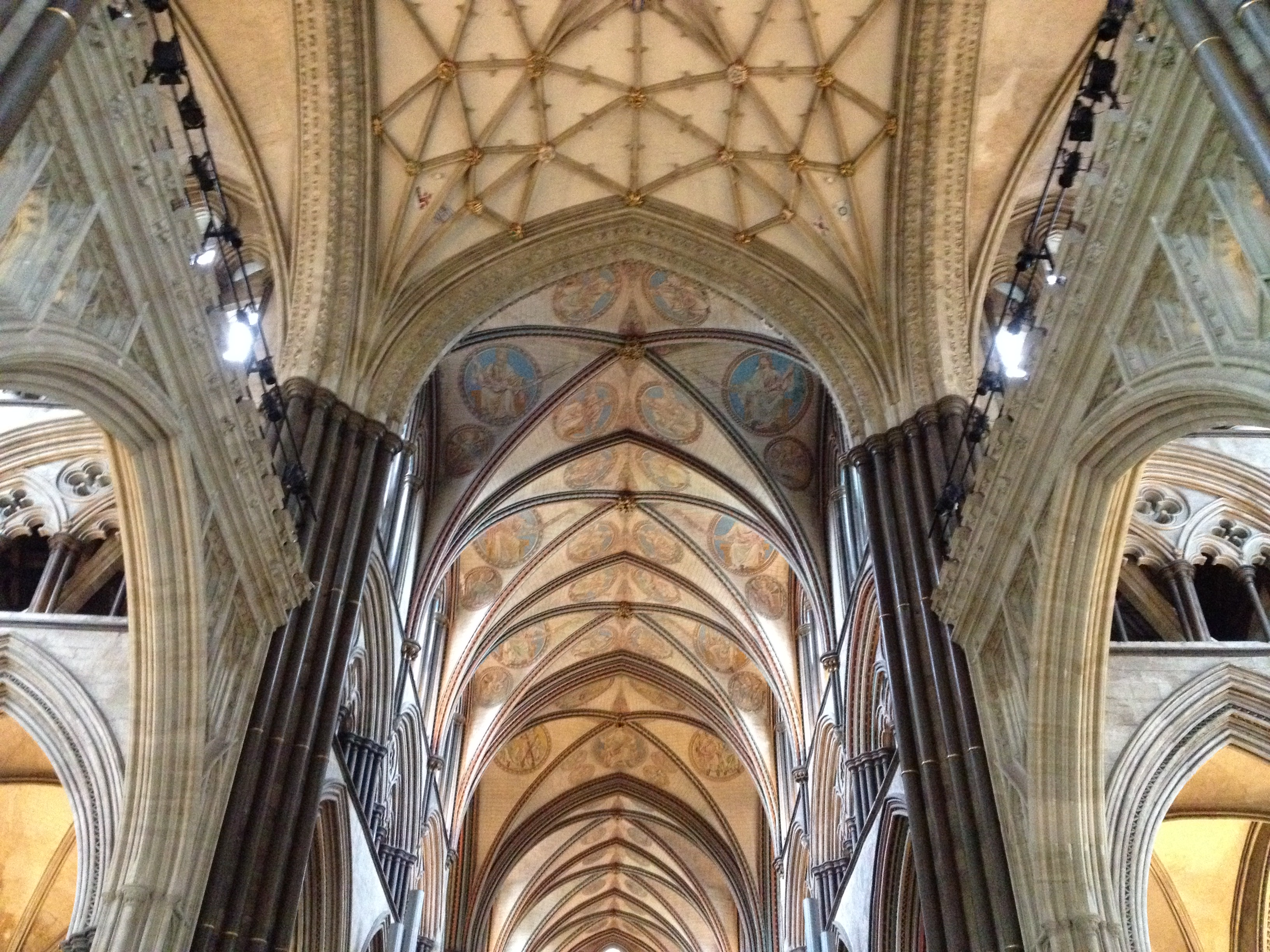 Salisbury Cathedral_ceiling_pic by DHV