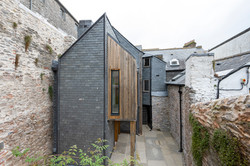 DHV Architects Elizabethan House Plymouth_external rear