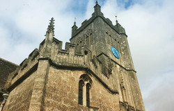 Church of the Holy Cross, Sherston