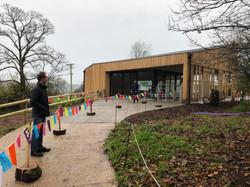 National Trust Tyntesfield Visitor Centre